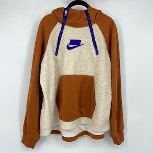 Nike NSW Sherpa Pullover Hoodie